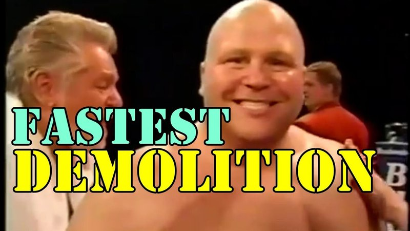 Fastest Nastiest Knockouts of Butterbean