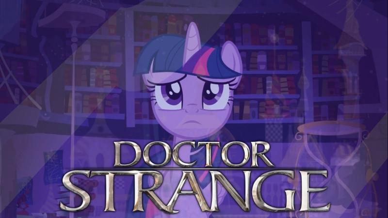 Doctor Strange. Trailer. PMV