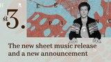 Terentyev Weekly #3 Tigran Hamasyans sheet music released Kristjan Randalu &amp Ben Monder announced
