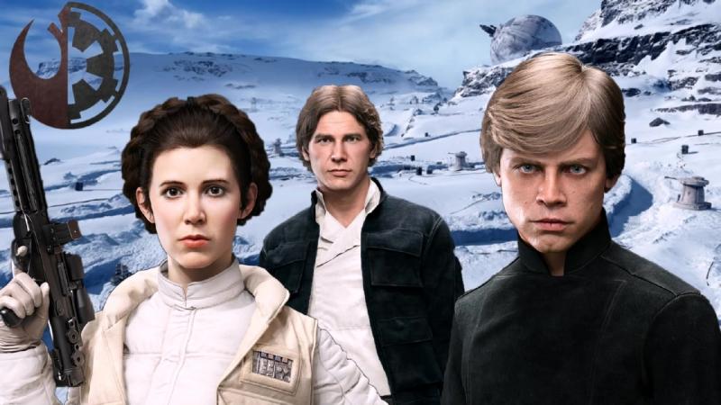 Star Wars OST March of the Rebels Luke Lea Han Solo Thenem