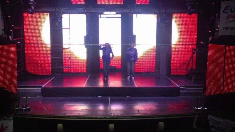 шоу лаборатории танцев PASHA-2309 1 действие 2 часть
