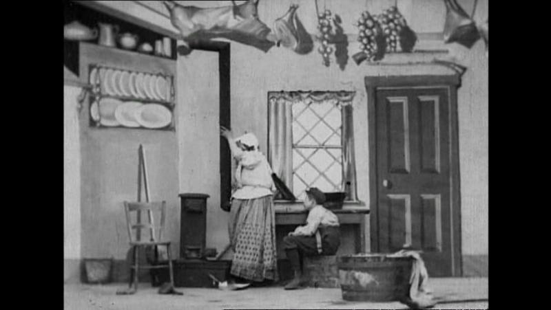 54 Drat that boy (Robert W.Paul, 1904)