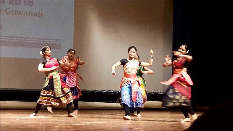 JHUMURA - Satriya Dance @ IIT Guwahati