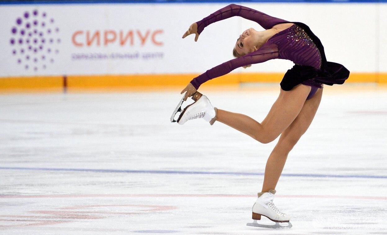 【フィギュア】<リプニツカヤ>現役引退を発表!「キャンドル・スピン」が代名詞「ロシアの妖精」日本でも人気©2ch.netYouTube動画>7本 ->画像>63枚