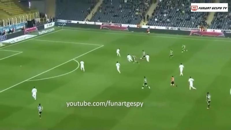 Fenerbahçe 2-0 Osmanlıspor Geniş Maç Özeti 08.04.2018 - Fenerbahçe Gol u içer demi dışarda mı Фенербахе - Османлыспор