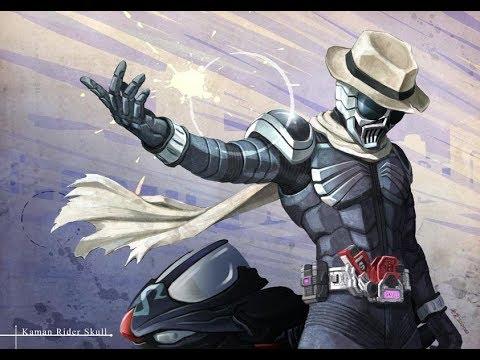 Kamen Rider: Battride War 31 сотрудничество со Скуллом