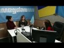 В гостях на Meydan FM актрисы Крымскотатарского академического музыкально-драматического театра Луиза Усеинова и Асие Муждабаева