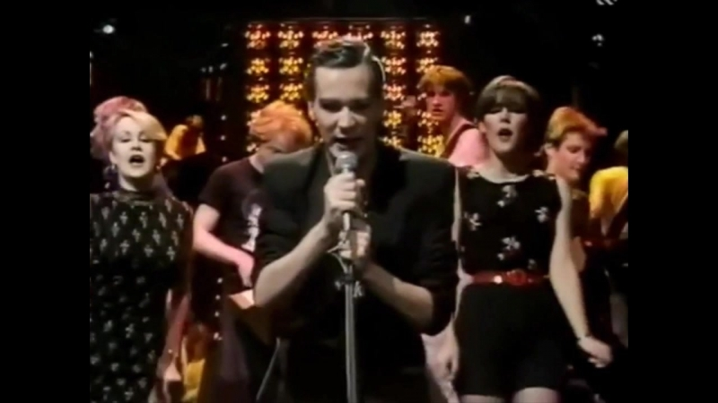 The Human League - Do Or Die (UK TV, Over The Top) (1982)