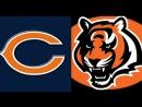 Week 14 / 10.12.2017 / Chicago Bears @ Cincinnati Bengals