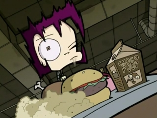 Invader Zim S02E09 Gaz, Taster of Pork ENG