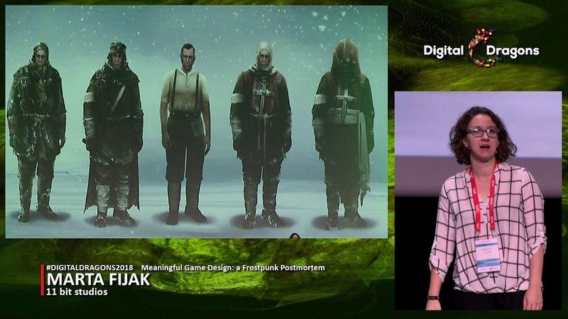 DD2018 Marta Fijak Jakub Stokalski Meaningful game design a Frostpunk postmortem