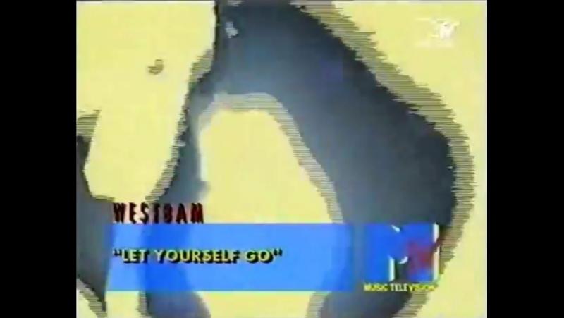 WESTBAM - LET YOURSELF GO \ 1992
