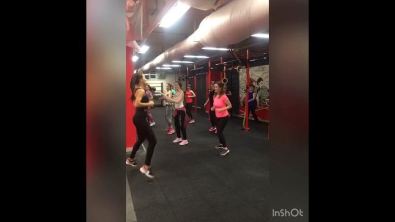 Тренировка Strong by Zumba™️ от Анастасии Носковой - Спортивный Центр Росич - росич33 rosich33 я_росич