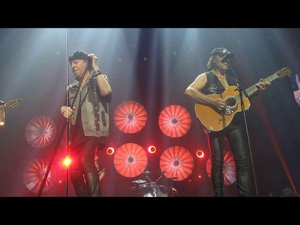 Scorpions - Send Me An Angel - Vorst Nationaal - 04 april 2018