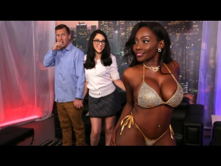 Nickey huntsman, osa lovely (strip club surprise) anal sex porno