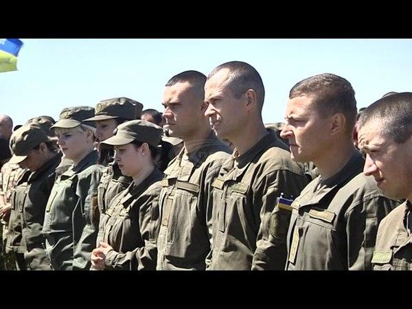 Под Славянском почтили память генерала Сергея Кульчицкого и его одиннадцати братьев - 30.05.2018