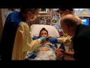 Первый глоток воздуха после трансплантации легких