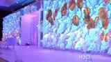 3D Mapping projection for Arab weddings Dubai Saudi Arabia Qatar 2017 #9403345590
