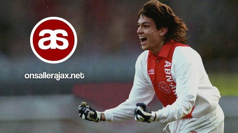 Jari Litmanen ✖ Ajax Legend ✖ Highlights ✖ HD