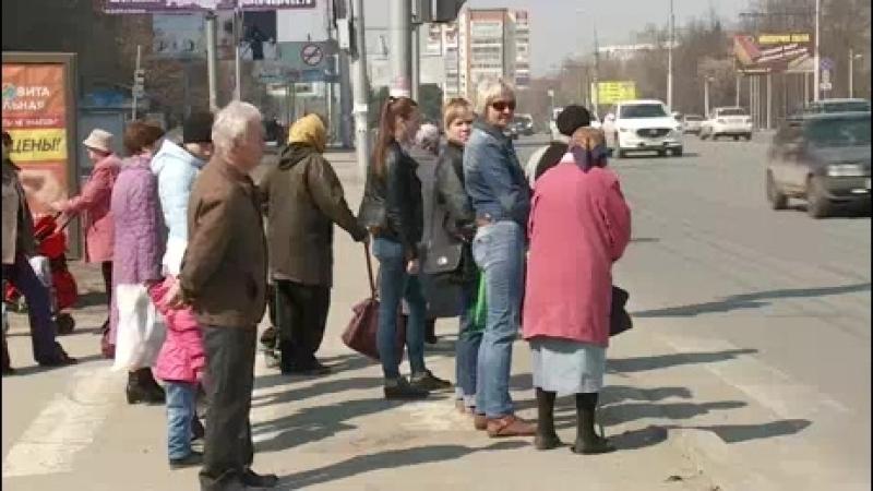 До поселка ЗИФ открыли регулярный городской маршрут