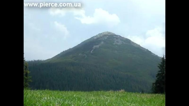 Карпаты. Весенний поход в горы. День 2-й, часть 1. Г-Синяк - pierce.com.ua-sait-scscscrp