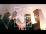 Dany Proud & Alexander Berg- Party People (Original Mix)