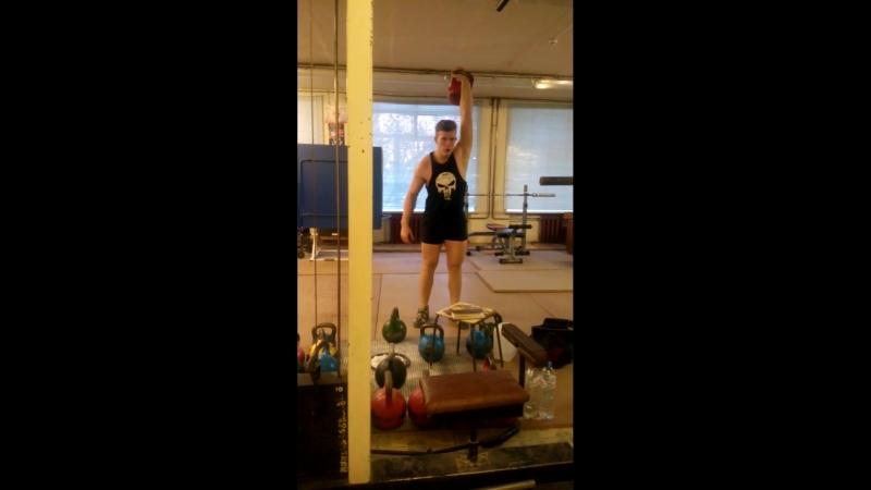 10.02.18 рывок 32 кг 101(4 м)