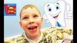 Выпал первый зуб зубная фея есть или нет волшебство под подушкой а вы верите?