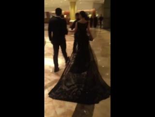 Платье от MIchael Cinco. 👑👑👑