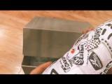 Reebok pump white распаковка
