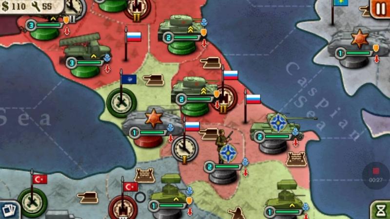 Россия 1991-2017-7 Принуждение к миру—KRB Mode_Modern War