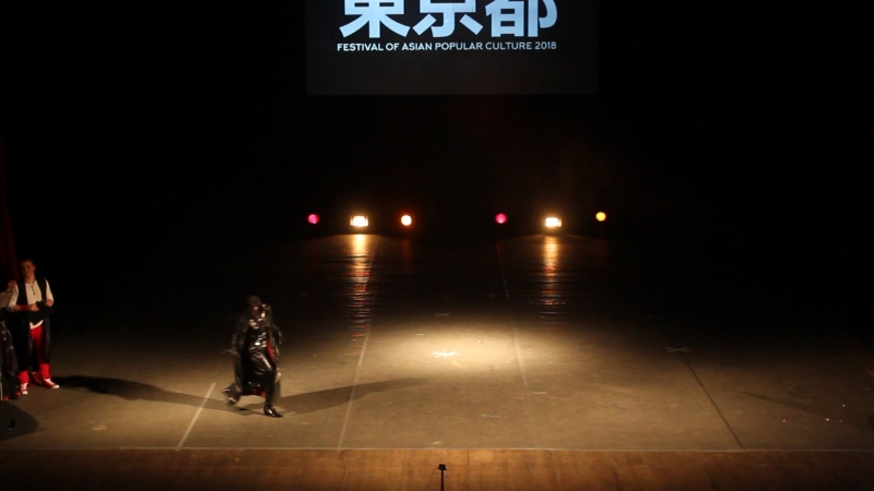 Atsushi Sakurai - Atsushi Sakurai/ Buck-Tick (Москва) - FAP 2018. Festival of Asian Popular culture