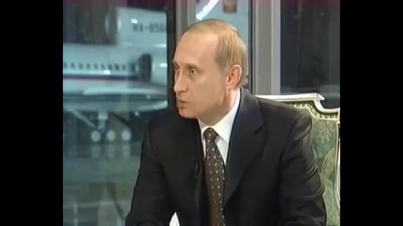 Владимир Владимирович рубит правду-матку о Западных Партнерах