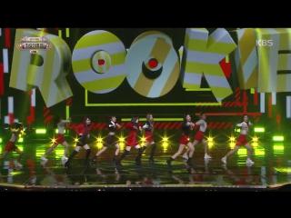 Red Velvet - Rookie @ 2017 KBS Gayo Daechukje 171229