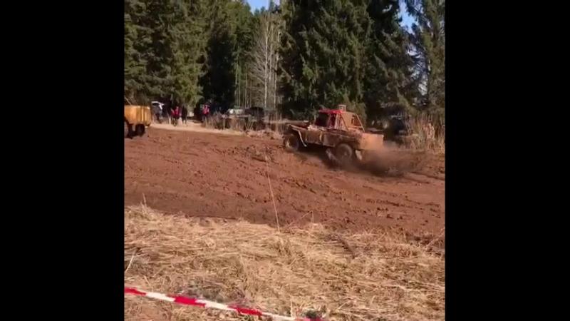 гонки по грязи