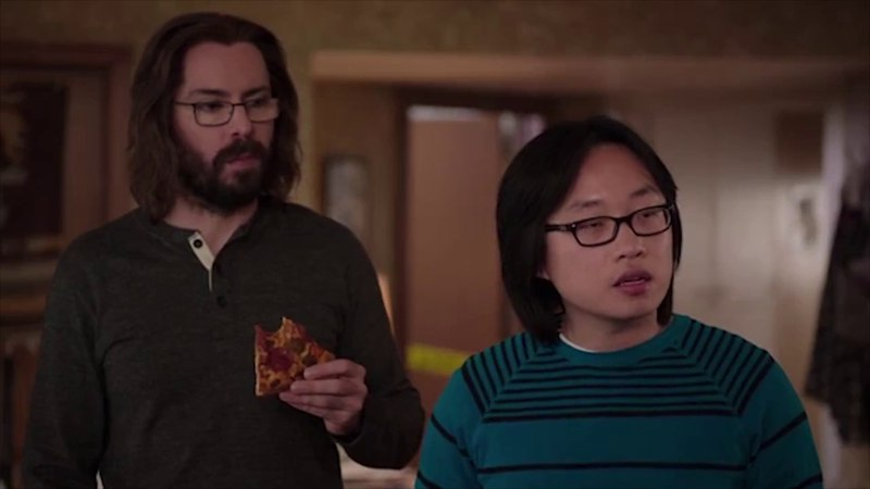 Jian Yang fakes erlich's death - Silicon Valley S5E1