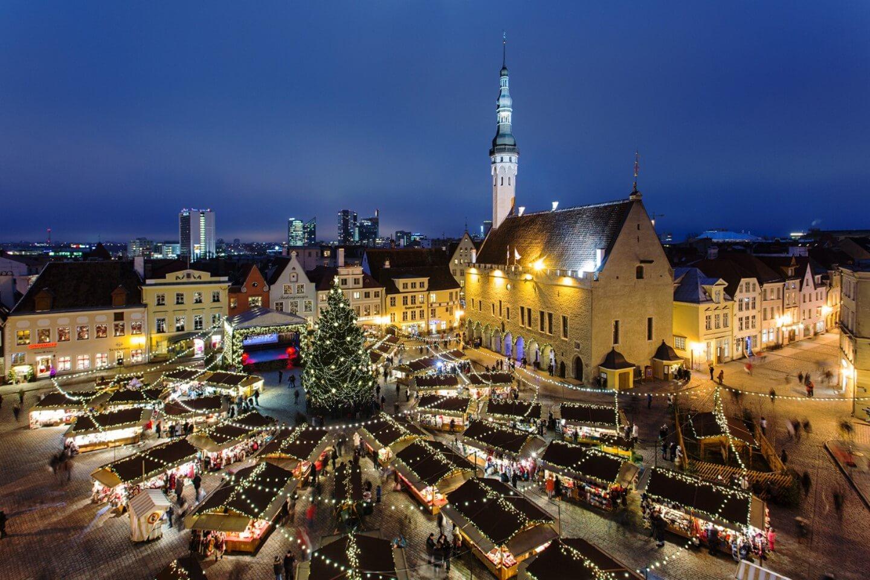 Рождество в Таллине