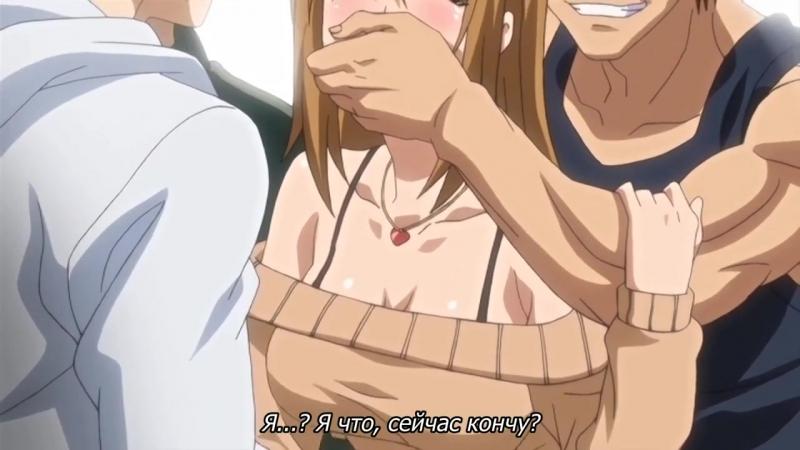 Девушка Детектив Похотливые преступники 2-3 YARE Hentai
