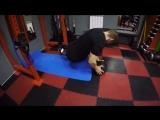 Тренировка в «Атлете»