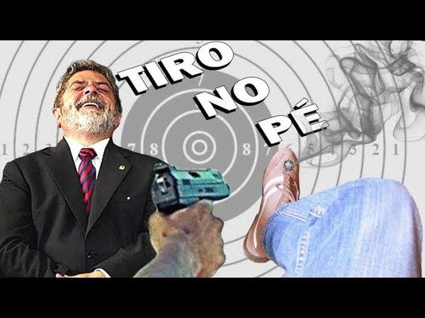 Direita mirou em Lula e atirou no próprio pé