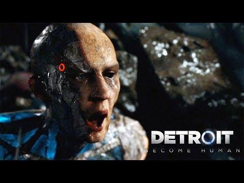 ВОССТАНИЕ МАШИН ► Detroit Become Human 3