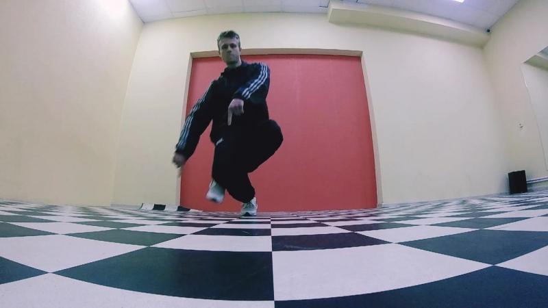 Go Down- Knee Drop