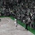 Boston Celtics в Instagram: «Boston doesn't bend the knee to anyone ☘️ #CUsRise»