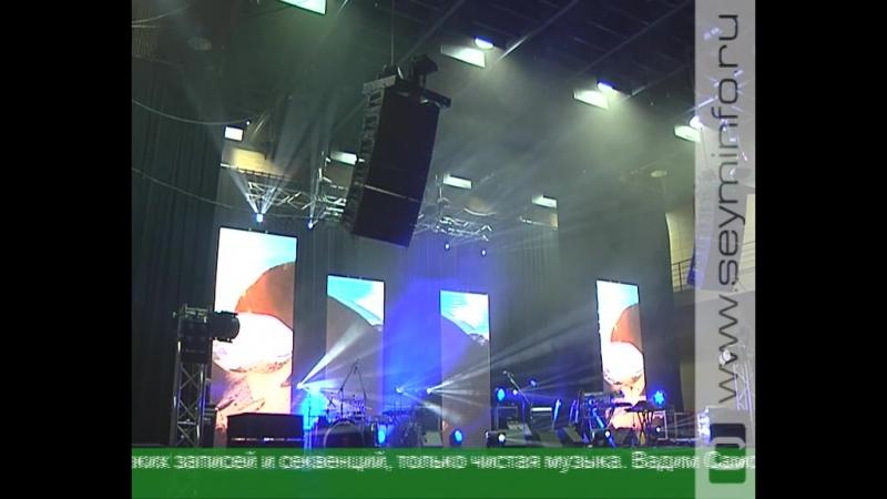 Вадим Самойлов «Сегодня у нас торжество живой настоящей музыки»