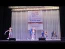 Дипломанты I степени (4ое место), танец Байкеры, Международный конкурс Таланты Урала 11.03.18г