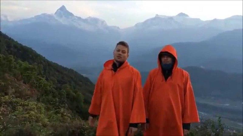 Как правильно молчать, непальская техника за минуту. Богдан Рублев