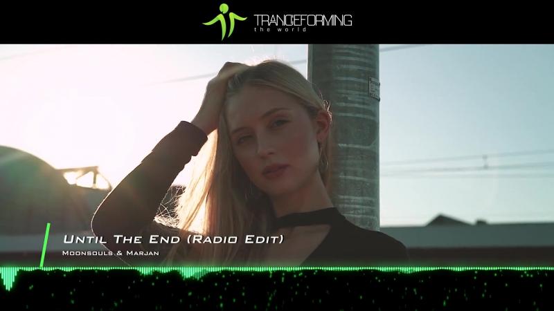 Moonsouls Marjan - Until The End (Radio Edit) [Lyric Video] [Digital Society Recordings]