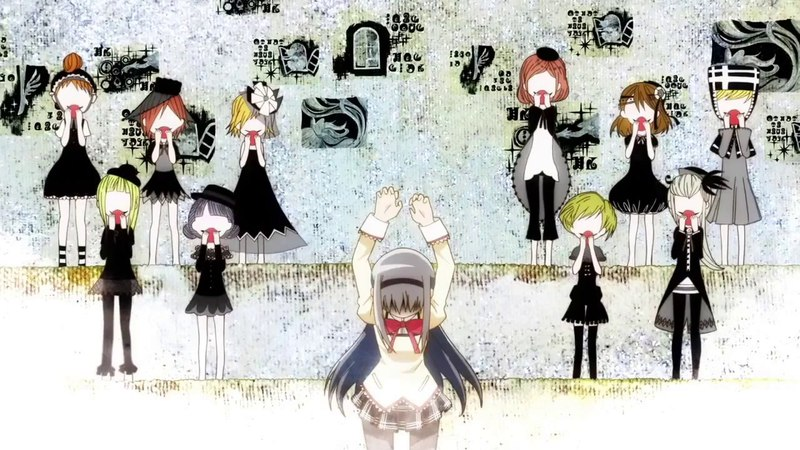 Homura Haunted/AMV/Madoka Magica