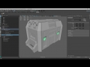 Substance Painter Tutorial – Model Preparation 04_ Mesh setup for baking [720p]_edit