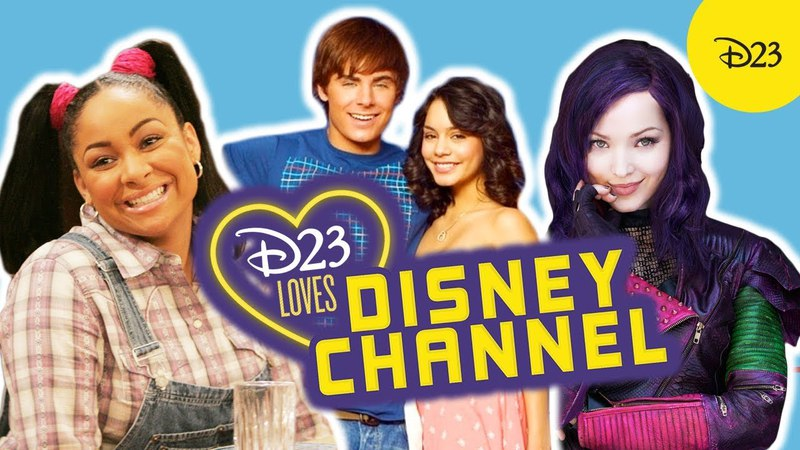 35 Years of Disney Channel in Under One Minute